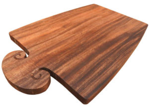 Wooden Heritage Product Platter by The Beehive India