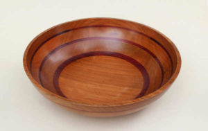 Wooden Fruit Salad Serving Bowl by The Beehive India