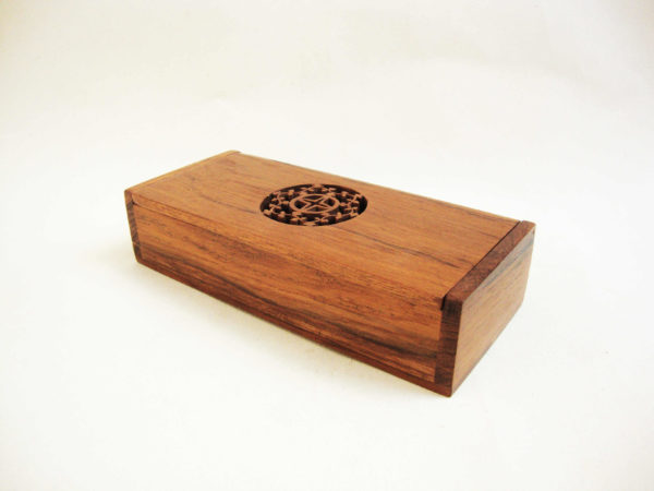 Wooden Comb Small Box by The Beehive India