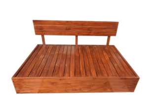 Wooden Sofa Cum Bed by The Beehive India