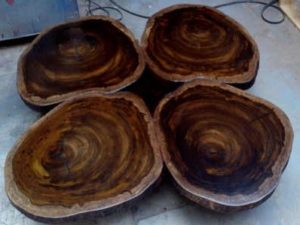 Round Coffee Table by The Beehive India