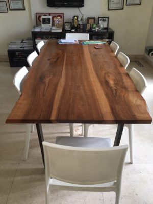 Office Conference Table by The Beehive India